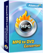 Aiseesoft MPG to DVD Converter Coupon – 40%