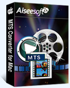 Aiseesoft MTS Converter for Mac Coupon
