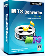 Aiseesoft MTS Converter Coupon 15% OFF