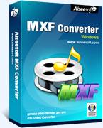 Aiseesoft MXF Converter Coupon Code – 40%