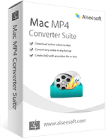 Aiseesoft Mac MP4 Converter Suite Coupon