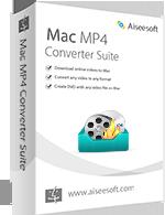 Aiseesoft Mac MP4 Converter Suite Coupon