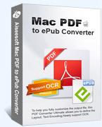 15% OFF – Aiseesoft Mac PDF to ePub Converter