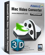 40% Aiseesoft Mac Video Converter Platinum Coupon Code
