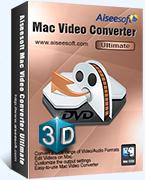 Aiseesoft Mac Video Converter Ultimate LifeTime Coupon – 40%