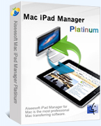 Aiseesoft Mac iPad Manager Platinum – Exclusive 15 Off Coupons