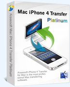 Exclusive Aiseesoft Mac iPhone 4 Transfer Platinum Coupons