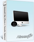 Aiseesoft Mac iPhone 4 Transfer Platinum Coupon – 40%