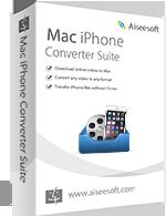 Aiseesoft Mac iPhone Converter Suite – 15% Sale