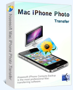 Aiseesoft Mac iPhone Photo Transfer Coupon – 40%