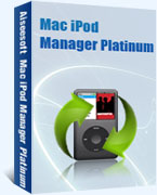 Aiseesoft Mac iPod Manager Platinum Coupon Code – 40%