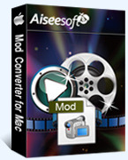 Aiseesoft Studio Aiseesoft Mod Converter for Mac Coupons