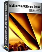 Aiseesoft Multimedia Software Toolkit Platinum Coupons 15%