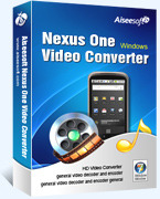 15% OFF – Aiseesoft Nexus One Video Converter