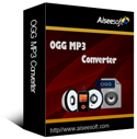 Aiseesoft OGG MP3 Converter Coupon – 40% Off
