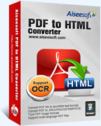 Aiseesoft Studio – Aiseesoft PDF to HTML Converter Coupon
