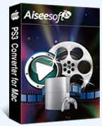 Aiseesoft Studio – Aiseesoft PS3 Converter for Mac Sale