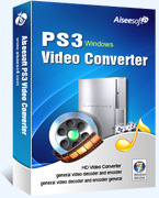 Aiseesoft PS3 Video Converter Coupon Code 15%