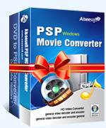 Exclusive Aiseesoft PSP Movie Creator Coupon