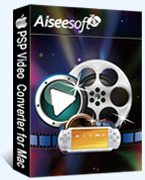 Aiseesoft PSP Video converter for Mac Coupon Code