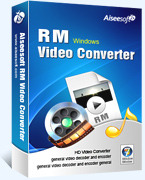 Aiseesoft Studio Aiseesoft RM Video Converter Coupons