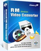 Aiseesoft Studio Aiseesoft RM Video Converter Coupons