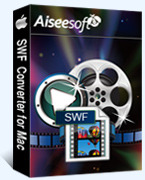 Aiseesoft SWF Converter for Mac – Exclusive 15% Off Coupon