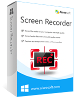 Aiseesoft Screen Recorder – Exclusive 15 Off Coupons