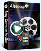 Aiseesoft Sony Converter for Mac Coupon