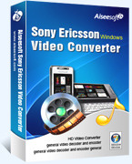 15% off – Aiseesoft Sony Ericsson Video Converter