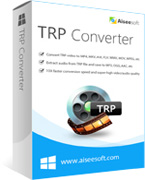Aiseesoft TRP Converter Coupon – 40%
