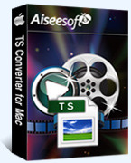 Aiseesoft TS Converter for Mac – 15% Discount