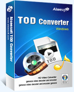 Instant 15% Aiseesoft Tod Converter Sale Coupon