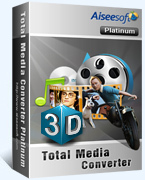 Aiseesoft Total Media Converter Platinum Coupon 15%