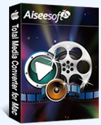 Aiseesoft Total Media converter for Mac – 15% Sale