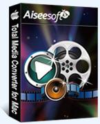 Aiseesoft Total Media converter for Mac – 15% Sale