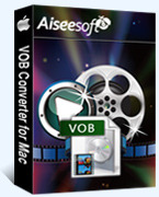 15% Aiseesoft VOB Converter for Mac Coupon