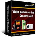 Aiseesoft Video Converter for Creative Zen Coupon Code – 40% Off
