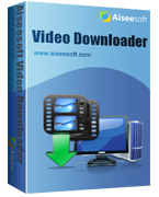 40% OFF Aiseesoft Video Downloader Coupon
