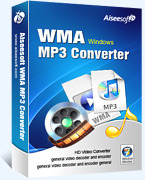 15% off – Aiseesoft WMA MP3 Converter