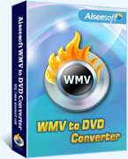 Aiseesoft WMV to DVD Converter Coupons 15% OFF
