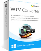 Aiseesoft WTV Converter Coupon – 40% Off