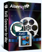 Exclusive Aiseesoft XviD Converter for Mac Coupon Sale