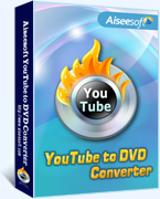 40% Aiseesoft YouTube to DVD Converter Coupon