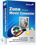 Aiseesoft Zune Movie Converter – 15% Off