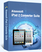 40% Aiseesoft iPad 2 Converter Suite Coupon Code