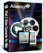 40% Aiseesoft iPad 2 Video Converter for Mac Coupon Code