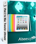 Aiseesoft iPad 2 to Mac Transfer Ultimate Coupon – 40%