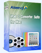 Aiseesoft iPad 3 Converter Suite for Mac Coupon Code – 40%
