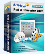 40% Aiseesoft iPad 3 Converter Suite Coupon